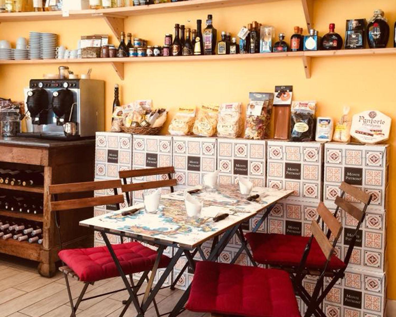 materrazza aperitivo zia concetta table